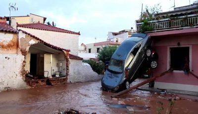 inundatii in grecia