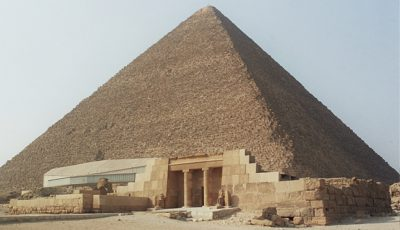 piramida lui Khufu