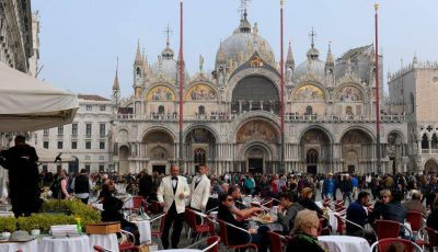restaurant venetia
