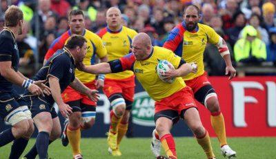 rugby Romania Samoa