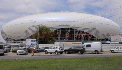 stadionul din banie