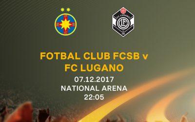 FCSB-Lugano