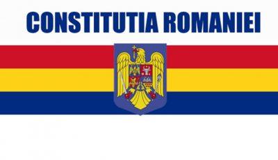 Constituţia României