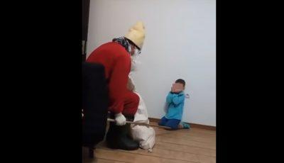 copil traumatizat