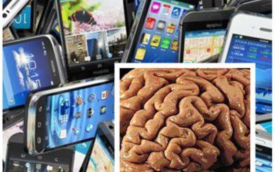 creier afectat de smartphone