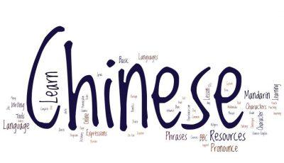 limba chineza