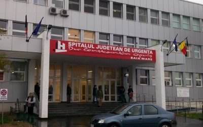 Achizitie la Spitalul Judetean Baia Mare