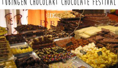 targ de ciocolata