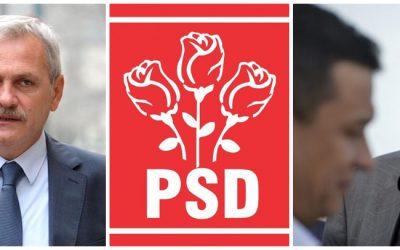 PSD, DRAGNEA, GRINDEANU, TUDOSE