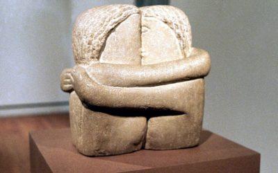 Sărutul lui Brâncuşi
