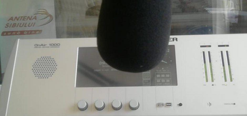microfon-Antena-Sibiului