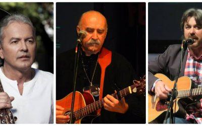 Ducu Bertzi, Florin Săsărman și Vali Șerban